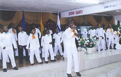 Music Ministry at Christ Kingdom Victory Church of God